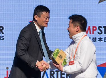 Startups That Wowed Jack Ma and Won Alibaba's Backing