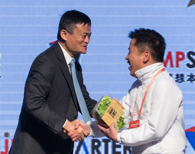 【Bloomberg】Startups That Wowed Jack Ma and Won Alibaba's Backing