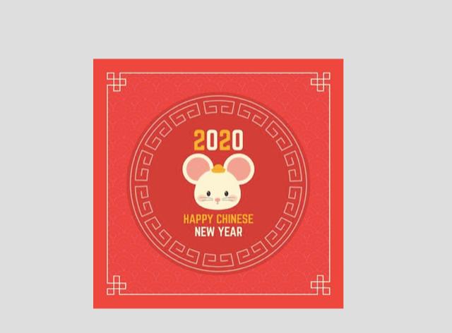 Happy Chinese New Year!