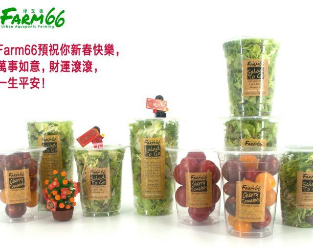 Farm66預祝您新春快樂!